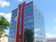 Административно-торговое здание г. Минск, ул.Тростенецкая
