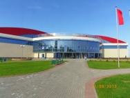Ледовая арена, г. Горки