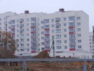 Жилой дом, г. Минск, ул. Тимошенко, 1