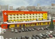 Торговый центр, г. Москва, ул. Тимирязевская, 2а